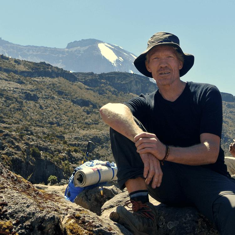 DILLING testissä Kilimanjarolla