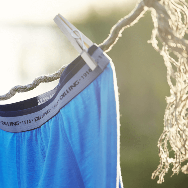 Näin peset villa-alusvaatteesi
