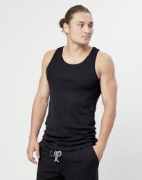 Premium Classic - hihaton paita puuvillaa musta