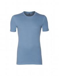 T-paita puuvillaa sininen