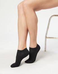 Naisten matalavartiset sukat villaa