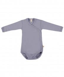Vauvan kietaisubody merinovillaa vaalea violetti