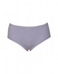 Midi-alushousut merinovillaa vaalea violetti