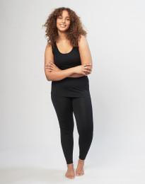 Store DILLING leggingsit - isot koot musta