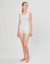 DILLING basic Pant - alushousut valkoinen