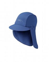 UV-suojattu lasten aurinkohattu suojakerroin 50+ sininen