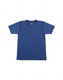 UV-suojattu lasten t-paita suojakerroin 50+ sininen