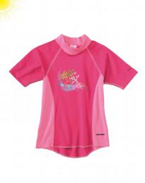 T-paita UV-suojattu pinkki