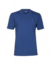 UV-suojattu miesten t-paita suojakerroin 50+ sininen