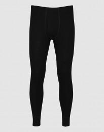DILLING pitkät alushousut villaa - isot koot musta