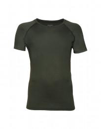 T-paita merinovillaa vihreä