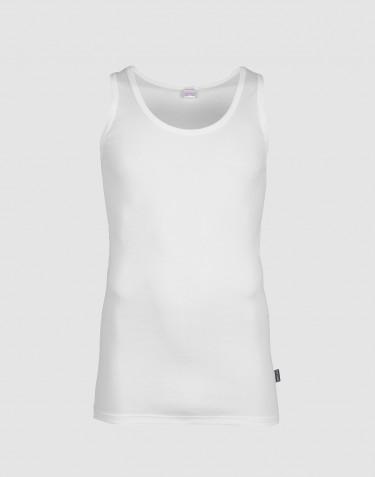DILLING hihaton paita - isot koot valkoinen