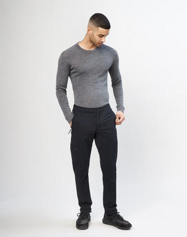 Miesten softshellhousut - Musta