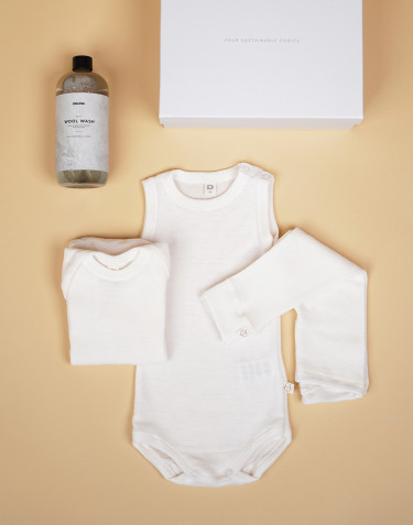 Vauvan aloituspakkaus koot 68