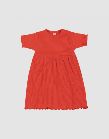 Vauvan mekko merinovillaa