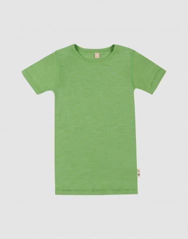 Lasten t-paita merinovillasilkkiä