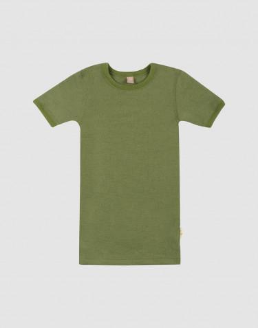 Lasten t-paita merinovillaa