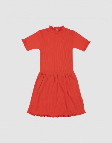Lasten mekko merinovillaa