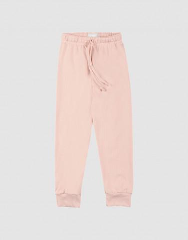 Lasten pyjamahousut roosa