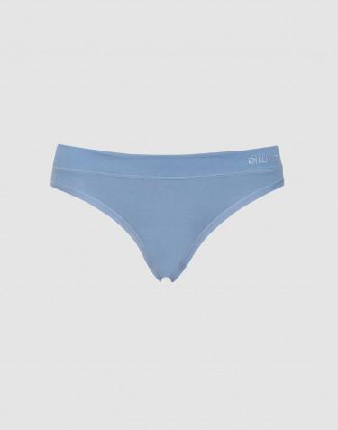 Dilling Mini - Alushousut ekopuuvilla-elastaania sininen