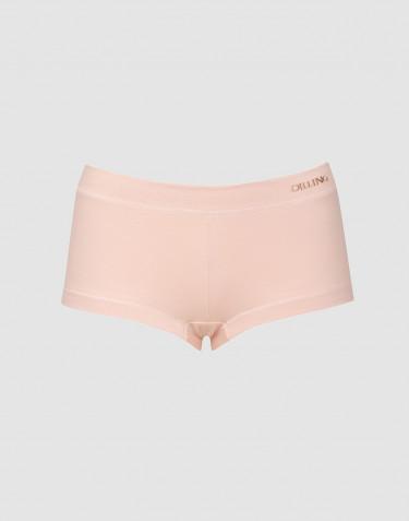 Hipsterit ekopuuvilla-elastaania roosa