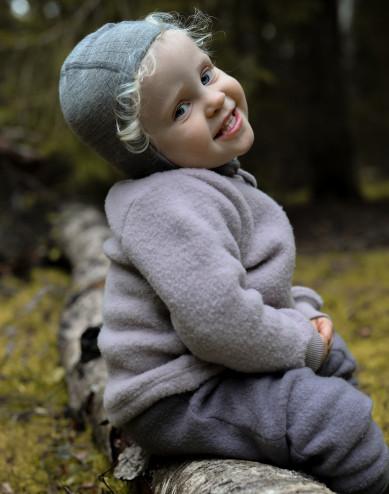 Vauvan takki villafleeceä