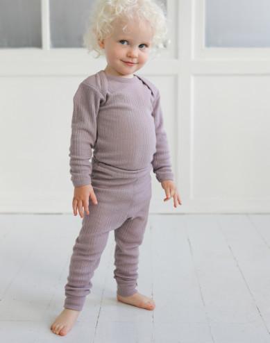 Vauvan leggingsit merinovillaa