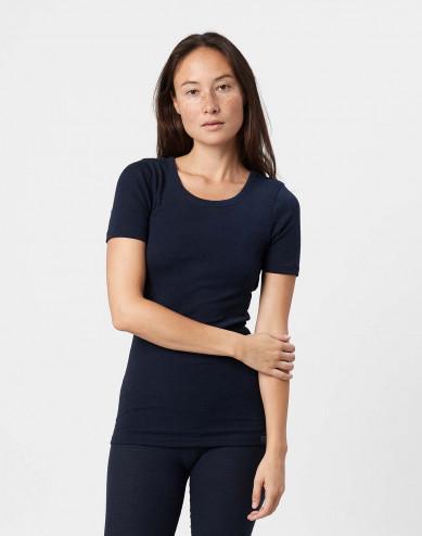 Naisten t-paita merinovillaa