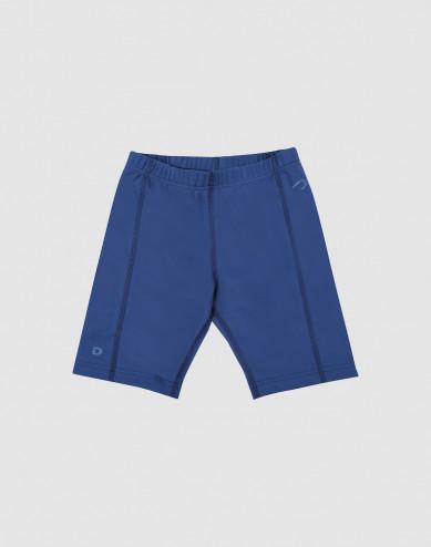 UV-suojatut lasten shortsit suojakerroin 50+ sininen